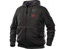 M12™ zwarte heated hoodie M12 HH BL3